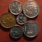 Монеты нидерланд. Фото 2.