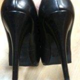 Туфли 37 кожа. Фото 1. Краснодар.
