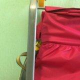 Санки коляска. Фото 4.