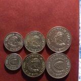 Монеты кипра. Фото 1.
