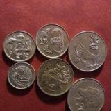 Монеты кипра. Фото 2.