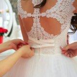 Продается свадебное платье. Фото 2. Самара.