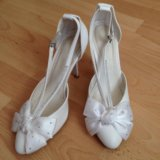 Туфли одевала на свадьбу один раз. Фото 3.