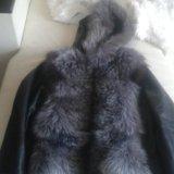 Куртка желетка. Фото 1. Железногорск.