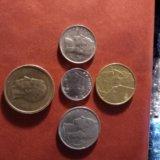 Монеты бельгии. Фото 1. Санкт-Петербург.