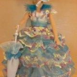Подарочная кукла - шкатулка. цвет любой на заказ.. Фото 3. Северодвинск.