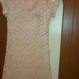 Платье на рост 128. Фото 1.