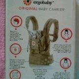 Новый! эргономический рюкзак- слинг ergobaby. Фото 3.