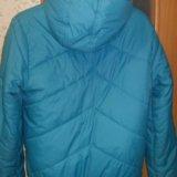 Куртка подростковая 152. Фото 4.
