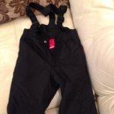 Тёплые брюки reima. Фото 1.