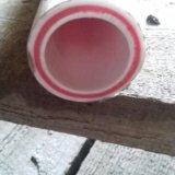 Трубы полипропиленовые армированные. Фото 2.