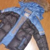 Куртка зимняя на мальчика.. Фото 1. Астрахань.