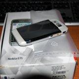 Nokia e71 white. Фото 2. Коломна.