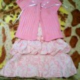 Платье для девочки. Фото 1.