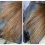Полировка волос, удаление секущихся кончиков. Фото 1.