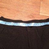 Утеплённые брюки, новые рост 134. Фото 3.