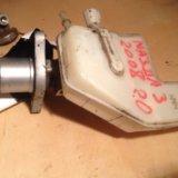 Главный тормозной цилиндр мазда 3. Фото 1.