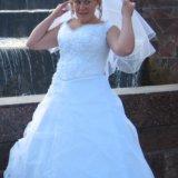 Свадебное платье. Фото 2. Самара.
