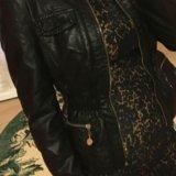 Куртка кожаная срочно !!!!!. Фото 2.