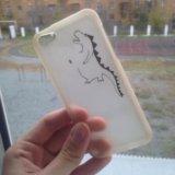 Чехол на iphone 5c handmade. Фото 2. Челябинск.
