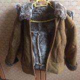 Куртка- дубленка. Фото 3. Санкт-Петербург.