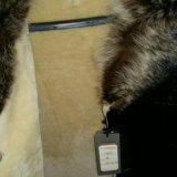 Зимняя кожаная куртка мужская. Фото 2. Москва.