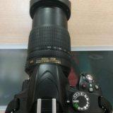 Зеркальная камера nikon d3200. Фото 1. Якутск.