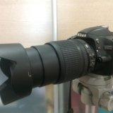 Зеркальная камера nikon d3200. Фото 2. Якутск.