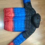 Двусторонняя куртка 89035416934. Фото 1.