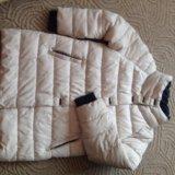 Куртка для беременной зимняя. Фото 4. Абакан.