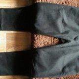 Продам джинсы черные. Фото 1.