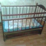 Кровать детская - качалка. Фото 3.