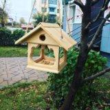 Кормушка для птиц. Фото 1.
