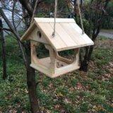 Кормушка для птиц. Фото 2.