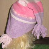 Набор age шапочка+варежки (6-12мес). Фото 3.
