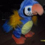 Интерактивная игрушка попугай повторюшка говорящий. Фото 2. Уфа.