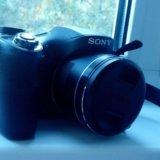 Продам фотоаппарат sony dsc-h300. Фото 2.