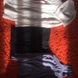 Юбка карандаш водолазка платье вязка. Фото 1.
