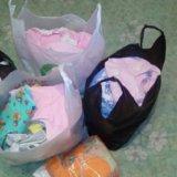 Продам детские вещи от 0 до 4х месяцев. Фото 1.
