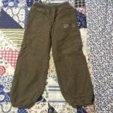 Утеплённые штаны. Фото 1.