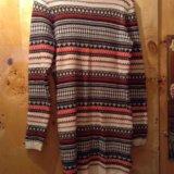 Вязаное платье. Фото 1. Индустриальный.