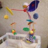 Мобиль для детской кроватки. Фото 1. Новосибирск.