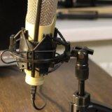 Конденсаторный студийный микрофон cad u37. Фото 2. Пятигорск.