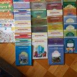 Учебники за 2,3,4,5,6 класс. Фото 1.