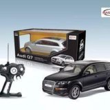 Audi q7 . машинка на радиоуправлении. Фото 1.