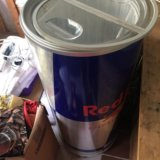 Холодильник red bull банка. Фото 1.