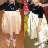 Нарядное платье,  р. 90-110. Фото 1.