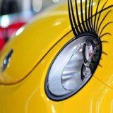 Реснички на машину. Фото 2. Пенза.