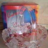 Новая ваза-конфетница. Фото 1. Благовещенск.