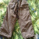 Детские штаны типа карго,  унисекс. Фото 1.